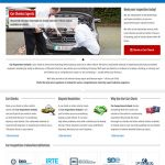 Car Inspections Ireland Website