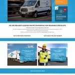 insure my van website design
