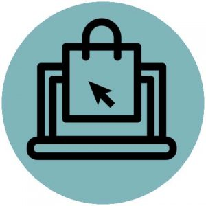 ecommerce website design basket