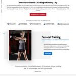 website design kilkenny 360 fitness2