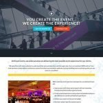 HiJack Events Website Design