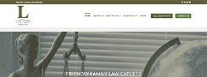 Liston Family Law Portfolio