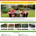 Irish Recycled Products Website Design Re Design