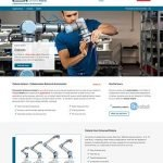 Cobots Ireland Web Design