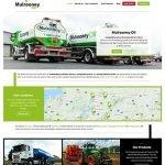 Mulrooney Oil Website Design