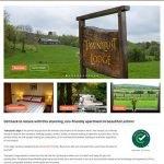 Tawnylust Lodge Website Design
