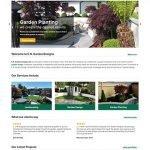 EN Garden Designs Web Design