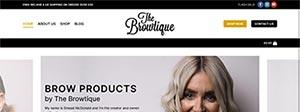 The Browtique Portfolio