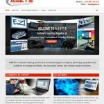 ASETS Website Design