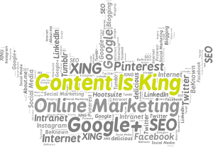 Content is King - Digital Marketing Strategy 2016