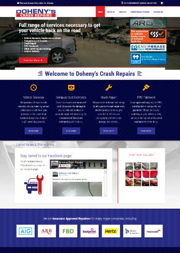 Doheny's Crash Repairs