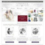 Vintage Rings Kilkenny Website Design