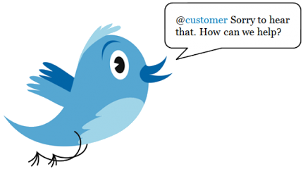Twitter Your New Customer Service Tool!